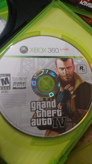 Xbox 360 Games OBO for Sale in San Diego, CA