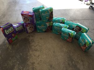 Pampers Baby Dry Diapers for Sale in Utica, MI
