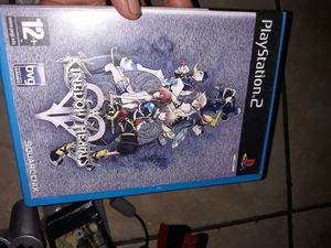 Kingdom heart ps2 for Sale in Los Angeles, CA