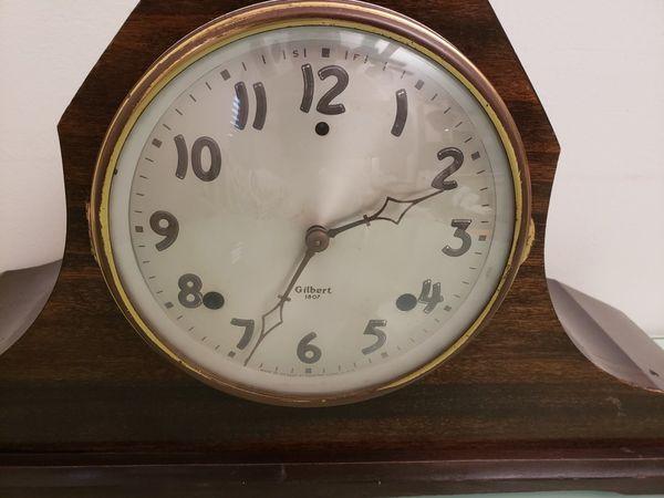 GILBERT 1807 Clock