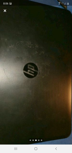 Hp notebook laptop for Sale in Lithia, FL