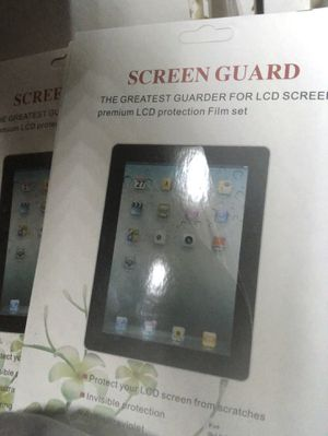 iPad screen covers... $3 for Sale in Moreno Valley, CA