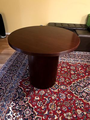 Dining Round Table for Sale in Manassas, VA