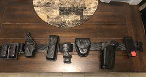 Police law enforcement officer/ security duty belt for Sale in Pomona, CA