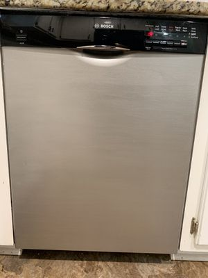 Elec. Stove, over range microwave, dishwasher for Sale in Richmond, VA