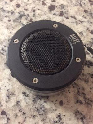 Altec Lansing portable speaker for Sale in Raleigh, NC