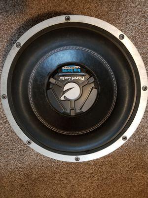 Planet Audio subwoofers for Sale in Phoenix, AZ