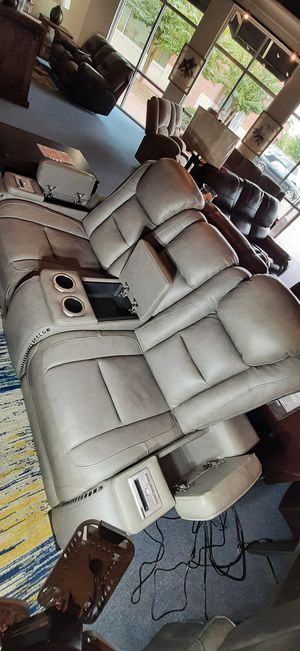 Ashley reclining love seat for Sale in Dawsonville, GA