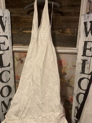 Ivory wedding dress size 4 for Sale in Chandler, AZ