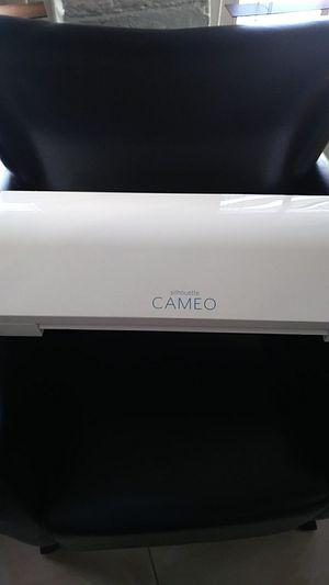 Cameo silhouette for Sale in Miami, FL