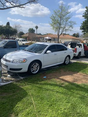 2013 Chevy Impala LTZ for Sale in Chino, CA