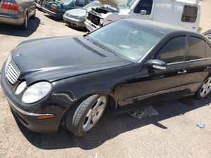 2004 Mercedes E500 for parts for Sale in Tempe, AZ