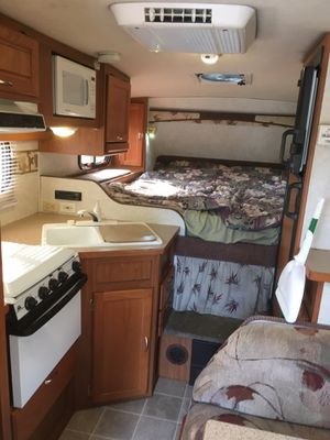 Big Foot full fiberglass truck camper for Sale in Everett, WA