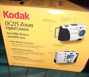 KODAK DC215 DIGITAL CAMERA for Sale in Carmichael, CA