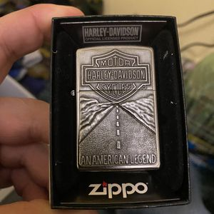 1-Zippo(Harley Davidson )an American Legend Lighter for Sale in Cut Off, LA