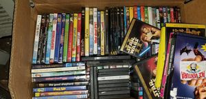 DVDs 200+MOVIES for Sale in Concord, CA