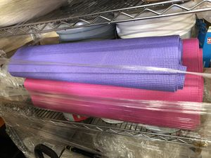 Purple and Pink Yoga Mats for Sale in Los Angeles, CA