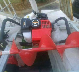 Gas powered drill for Sale in Kathleen, GA