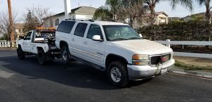 yukon parts has no motor have 4l80 trans for Sale in Chino, CA