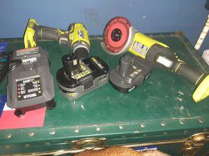 Ryobi power tool set for Sale in Austin, TX