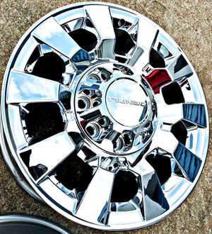 2019 GMC DENALI 2500 HD RIMS OEM NEW ____ 8x180 ___ SILVERADO 2500 , 3500 for Sale in Houston, TX