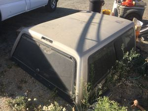 Sungtop camper shell for Sale in Freedom, CA