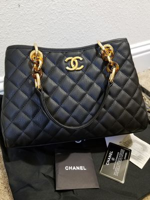 Chanel Leather Tote Bag (Purse, Handbag) for Sale in San Jose, CA