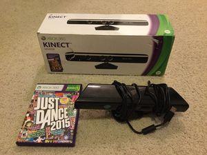 Xbox 360 Kinect & Game for Sale in Brandon, FL