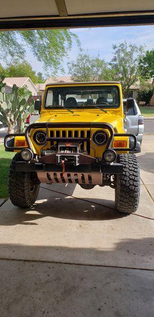 2002 Jeep Wrangler for Sale in Gilbert, AZ