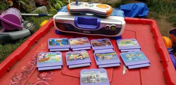 V-Motion KIDS Learning games