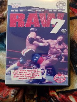 Wwf Best Of Raw 7 Dvd for Sale in Chicago,  IL