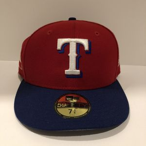 Texas Rangers 7 3/4 New Era Hat for Sale in Austin, TX