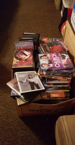 Got around 200 DVDS for Sale in Charleston, WV