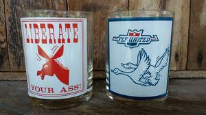 Vintage Bar Glasses 1970s for Sale in Greenville, SC