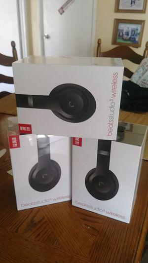 Beats studio3 wireless new originals for Sale in Carson, CA