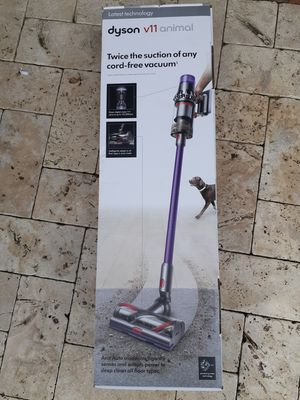 No Offers!!! New sealed box Dyson v11 animal cordless stick vacuum for Sale in Fort Lauderdale, FL