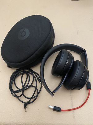 Beats Solo 3 Wireless Headphones for Sale in Pomona, CA