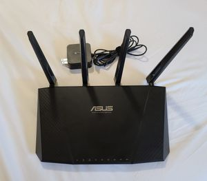 ASUS RT-AC87R Wireless-AC2400 Dual Band Gigabit Router for Sale in Artesia, CA