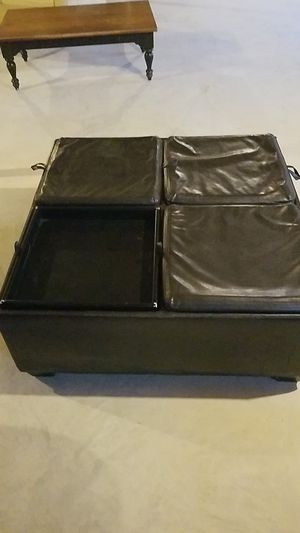 Ottoman with storage for Sale in Millersville, PA