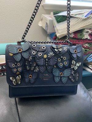 New Coach Klare Crossbody Butterfly Shoulder Bag Midnight #1425! for Sale in Bay Point, CA