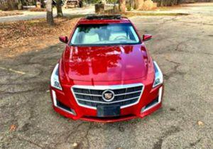 Runs and drives great.2O13 Cadillac 2.0 TURBO for Sale in Binghamton, NY