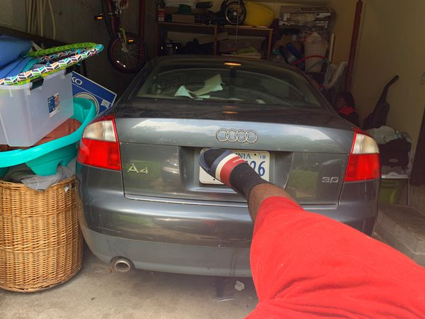 2003 Audi parts for sell