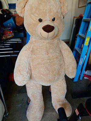 Huge teddy bear for Sale in Round Rock, TX