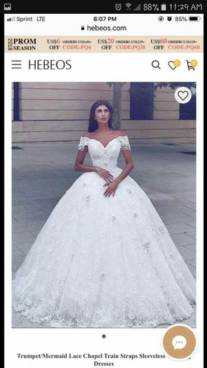 New Wedding dress for Sale in Knoxville, TN
