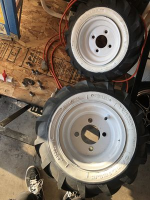 Trailer or go cart tires for Sale in Industry, CA