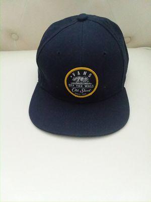Vans flat bill hat for Sale in San Dimas, CA
