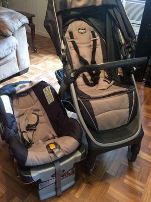 Chico Bravo Trio Travel System for Sale in Cumming, GA