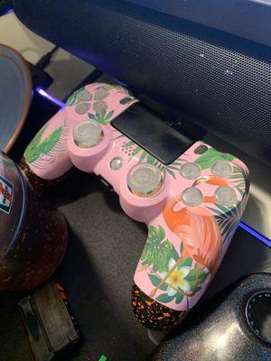 RARE Custom Loco Flamingo PS4 Controller LED KIT for Sale in Arvada, CO