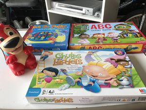 Lot of kids games- 5 games included for Sale in Port St. Lucie, FL