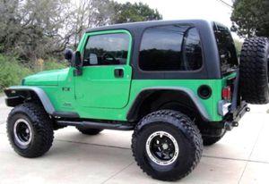 Price$1200 Jeep Wrangler 2OO4 for Sale in Manakin-Sabot, VA